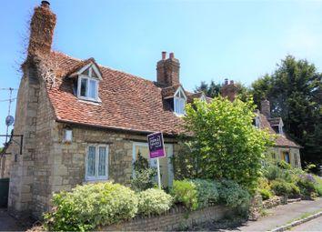 Thumbnail 2 bed cottage for sale in Shenley Church End Village, Milton Keynes