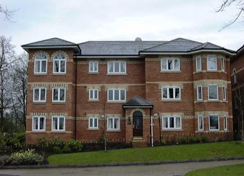 Thumbnail 2 bed flat to rent in Rochester House, Pavilion Way, Macclesfield, Cheshire