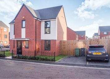 Thumbnail 3 bed detached house for sale in Shelduck Way, Walsall