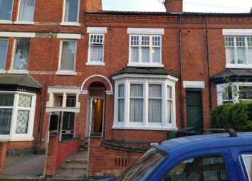 Thumbnail 4 bed terraced house for sale in 24 Daneshill Road, Leicester, Leicestershire