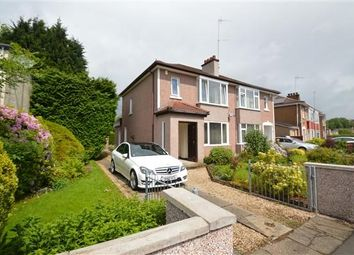 Thumbnail 3 bedroom semi-detached house for sale in Golf Drive, Old Drumchapel