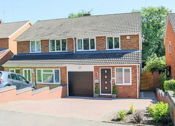 Thumbnail 3 bed semi-detached house for sale in Dovecote Road, Bromsgrove