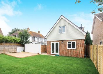 Thumbnail 2 bed bungalow for sale in Countisbury Close, Bognor Regis