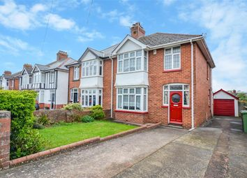 Sweetbrier Lane, Exeter EX1. 3 bed semi-detached house for sale