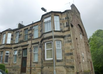 Thumbnail 2 bed flat for sale in Albany Street, Coatbridge