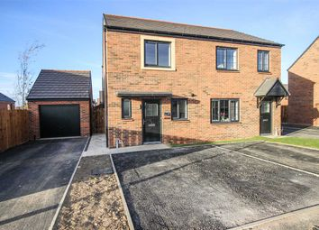 Thumbnail 2 bed semi-detached house to rent in Hundleby Close, St. Nicholas Manor, Cramlington