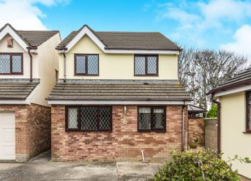 Thumbnail 3 bed detached house for sale in George Thomas Close, Notttage, Porthcawl