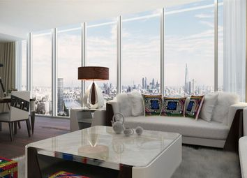 Thumbnail 3 bed flat for sale in Damac Tower, 71 Bondway, Nine Elms, London