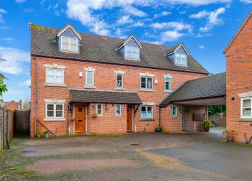 Thumbnail 3 bed town house for sale in Abbey Mews, Alcester
