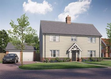 Thumbnail 4 bed detached house for sale in The Dalton, Hempstead, Kent