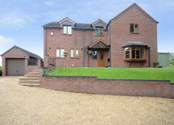 Thumbnail 4 bed detached house for sale in Barn Owl Cottage, Mill Lane, Standon, Stafford.
