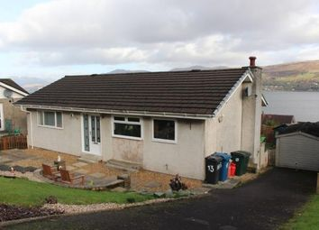 Thumbnail 3 bedroom bungalow for sale in Straid A Cnoc, Barremman, Clynder, Helensburgh