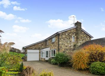 Thumbnail 4 bed detached house for sale in Bark Close, Huddersfield, West Yorkshire