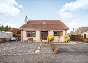 Thumbnail 4 bed detached house for sale in Bank Street, Conon Bridge