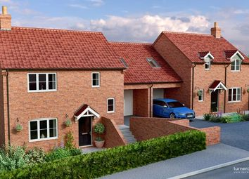 Thumbnail 4 bed detached house for sale in The Street, Aldeby, Beccles