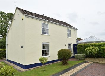 Thumbnail 3 bed detached house for sale in Main Road, Withern, Alford