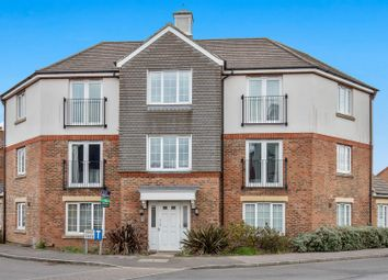 Thumbnail 2 bed flat for sale in Holt Close, Singleton, Ashford