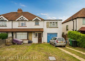 Ruxley Lane, West Ewell, Epsom KT19. 4 bed semi-detached house