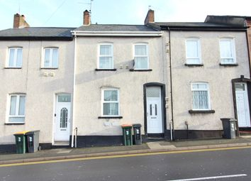 Thumbnail 4 bedroom terraced house for sale in North Street, Newport