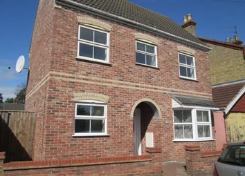 Thumbnail 4 bed detached house to rent in Bowthorpe Road, Wisbech