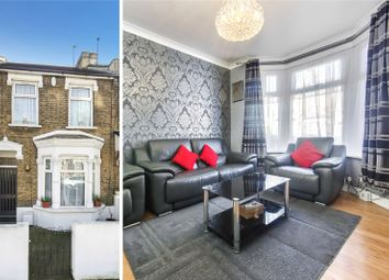 Thumbnail 3 bedroom terraced house for sale in Halley Road, Manor Park, London