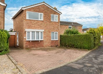 Thumbnail 3 bed link-detached house for sale in Wheatley Crescent, Bluntisham, Cambridgeshire