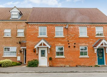Thumbnail 2 bed terraced house for sale in Osprey Close, Sandy, Bedfordshire