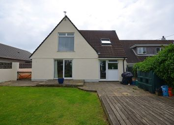 Thumbnail 4 bed detached house for sale in Highfield Road, Mount Hawke, Truro