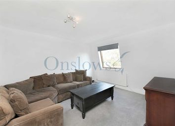 Thumbnail 2 bed flat to rent in Flat C Rupert House, Nevern Square, London