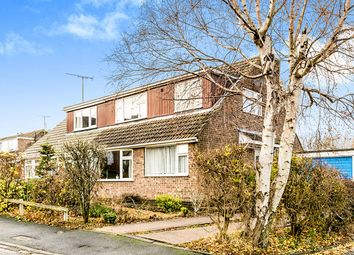 Thumbnail 3 bed bungalow for sale in Foster Close, Morley, Leeds