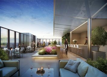 Thumbnail 3 bed flat for sale in South Quay Plaza, Marsh Wall, London