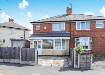 Thumbnail 3 bed semi-detached house for sale in Inland Road, Erdington, Birmingham