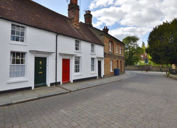 Thumbnail 2 bed terraced house for sale in Deanery Place, Church Street, Godalming