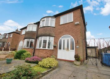 Thumbnail 3 bed semi-detached house for sale in Peel Green Road, Eccles, Manchester