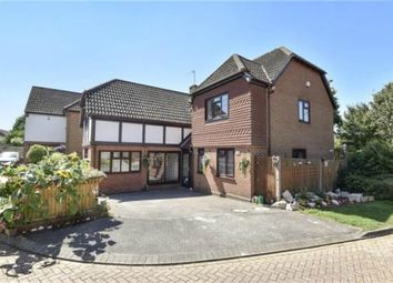 Thumbnail 5 bed detached house for sale in Weald Close, Locks Heath, Southampton, Hampshire