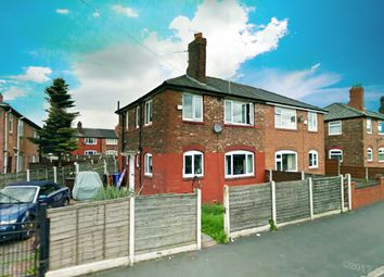 Thumbnail 3 bedroom semi-detached house for sale in Amos Avenue, Manchester, 2Rr, Manchester