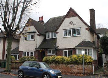 Thumbnail 10 bed detached house to rent in Rolleston Drive, Lenton, Nottingham