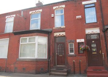 Thumbnail 3 bedroom terraced house to rent in Harrow Street, Manchester