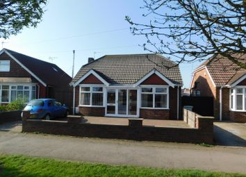Thumbnail 2 bed detached bungalow for sale in Burgh Road, Skegness