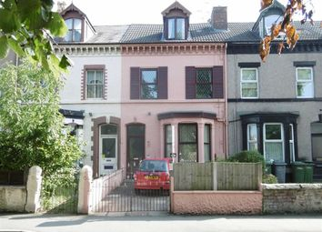 Thumbnail 3 bedroom maisonette for sale in Manor Road, Wallasey, Wirral