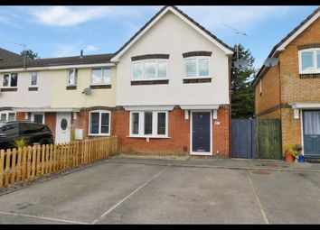 Thumbnail 3 bed end terrace house for sale in Springfield Drive, Totton, Southampton