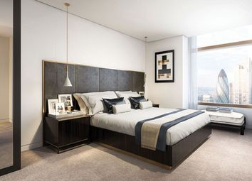 Thumbnail 1 bed flat for sale in Principle Tower, London