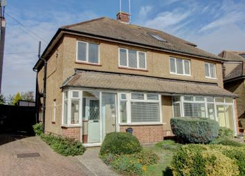 Thumbnail 3 bed semi-detached house for sale in Longmarsh View, Sutton At Hone, Dartford