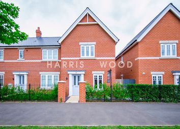 Thumbnail 2 bed end terrace house for sale in Wildeve Avenue, Colchester