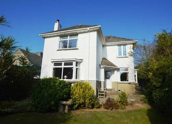 Thumbnail 5 bed detached house for sale in Western Terrace, Falmouth