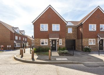 Thumbnail 3 bed link-detached house for sale in Moy Green Drive, Horley, Surrey