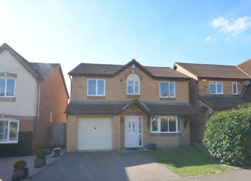 Thumbnail 4 bed detached house for sale in Brunel Drive, Upton Grange, Northampton