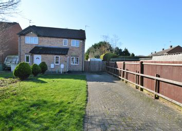 Thumbnail 2 bed semi-detached house for sale in Ervins Lock Road, Wigston