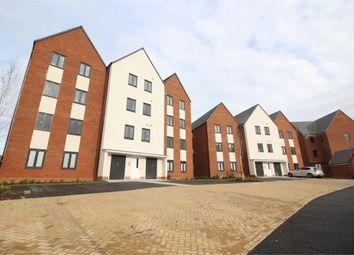 Thumbnail 2 bed flat to rent in Cicero Crescent, Fairfields, Milton Keynes, Buckinghamshire