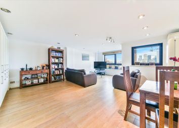 Thumbnail 3 bed flat for sale in Free Trade Wharf, 340 The Highway, London